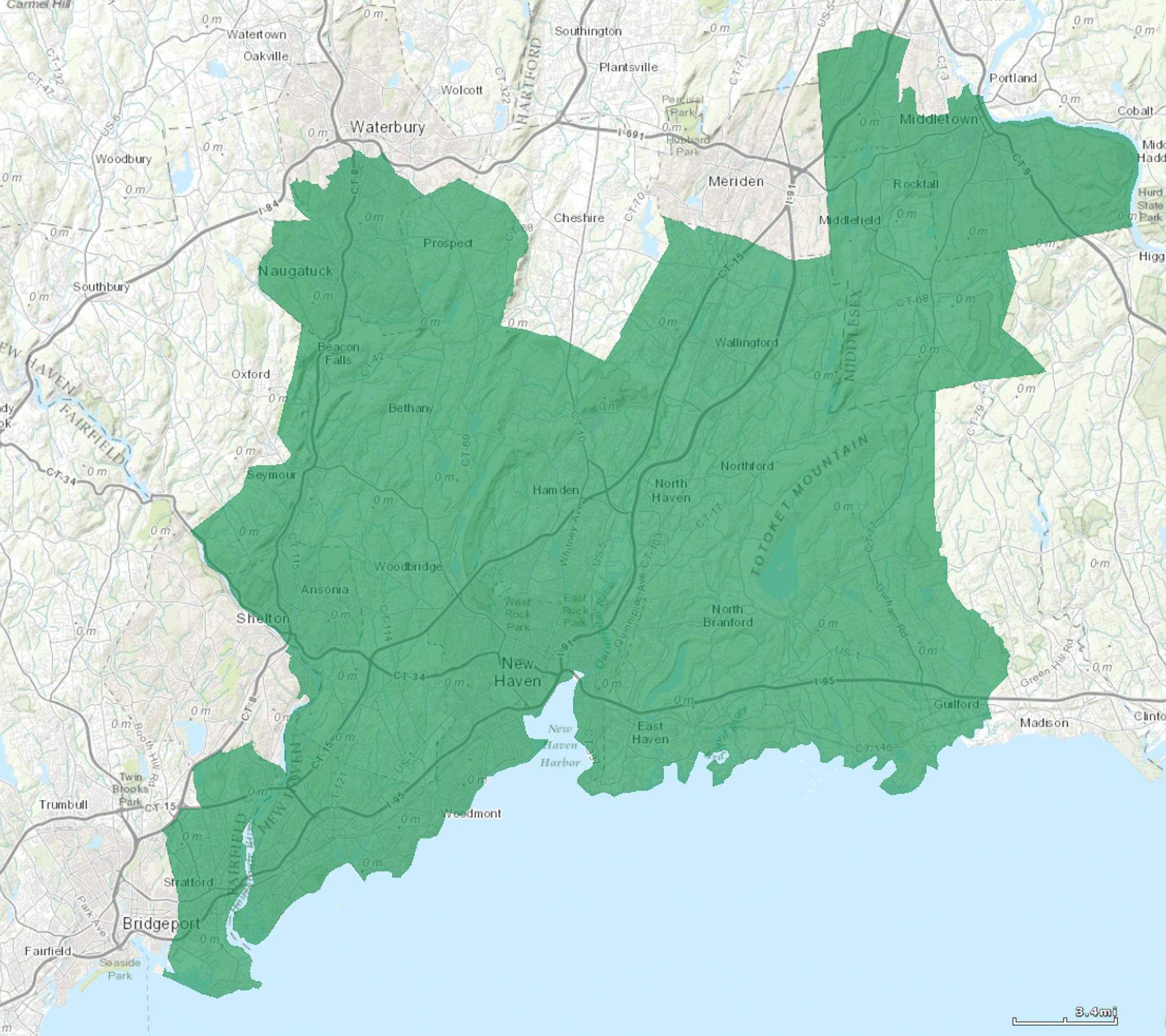 CT 3rd District